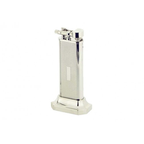 Table lighter silver plated - Burley