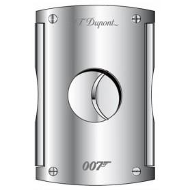 Cortacigarros S.T.Dupont MaxiJet dobla hoja- 007 Spectre - Limited Edition
