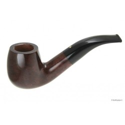 Savinelli Punto Oro Burgundy 616 Ks - filtro 6mm - doble boquillas