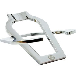 "Rattray's Metal pipe holder ""Chair"" - Chrome"