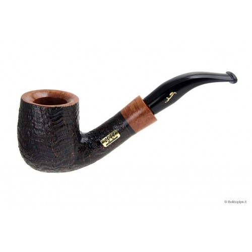 Savinelli Collection Sandblast pipe of the year 2011 - 6mm filter