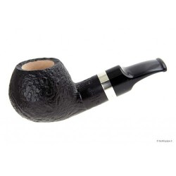 Morgan Pipe - BlackJack 18 - Chubby bent apple - 9mm filter