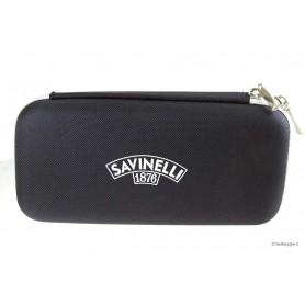 "Savinelli ""Golf"" bolsa para 2 pipas y accessorios"