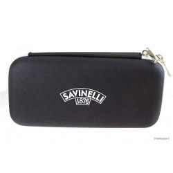 "Savinelli ""golf"" pouch for 2 pipes and accessories"
