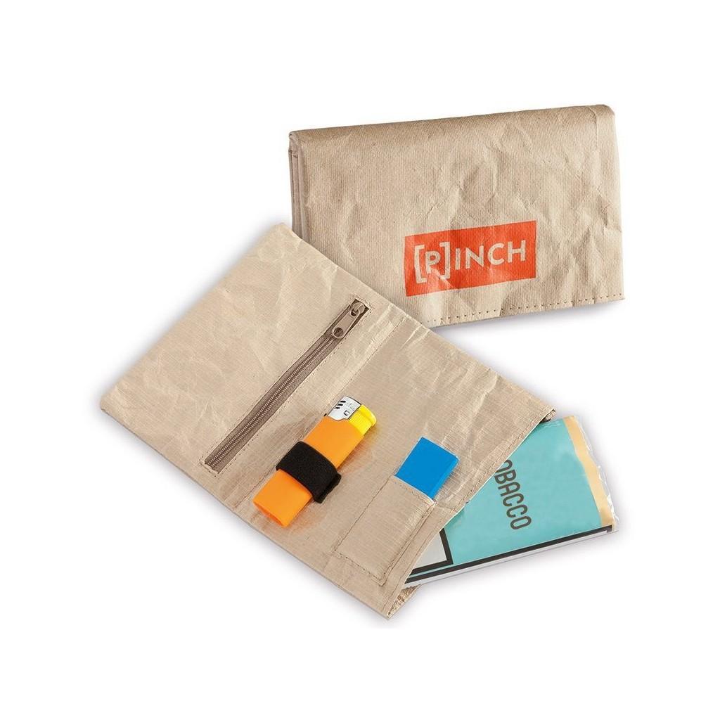 Portatabacco Pinch Kraft in cellulosa