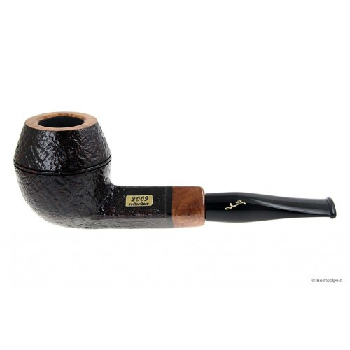 Savinelli Collection Sablée pipe of the year 2009 - filtre 9mm