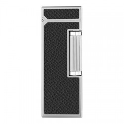 Dunhill Rollagas - Bourdon Black Leather