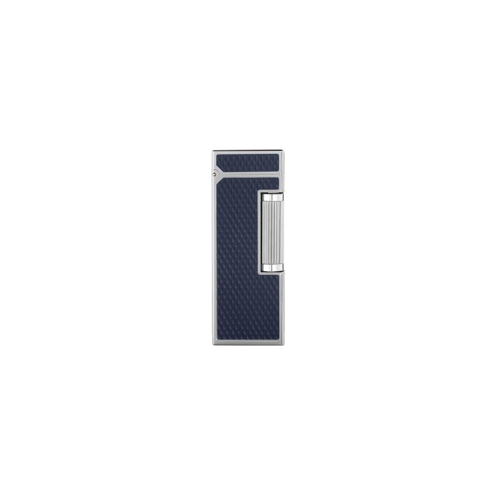 Dunhill Rollagas - Diamond Pattern - Blue resina