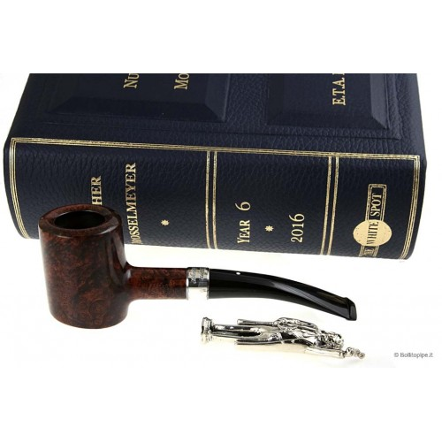 """Dunhill """"Christmas pipe 2016 """"The Nutcracker and the Mouse King - """"Godfather Drosselmeyer"""" limited edition #165 of 300"""