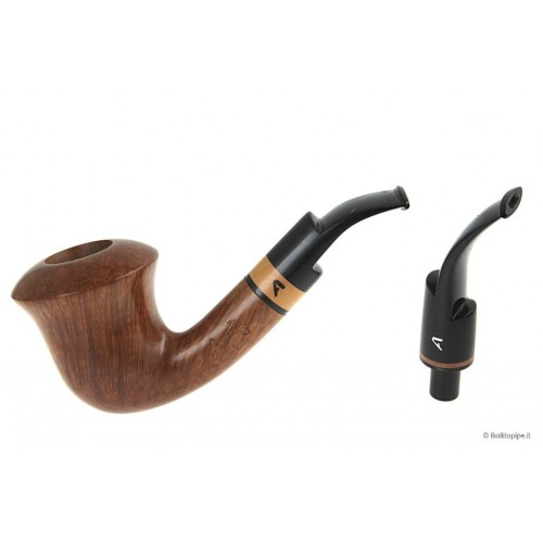 """Ascorti """"Peppino"""" Ks with double mouthpieces - Calabash"""