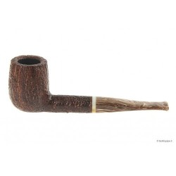 Savinelli Dolomiti 128 Rustic - 9mm filter