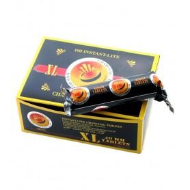 Charbon de bois pour shisha - IstantLite