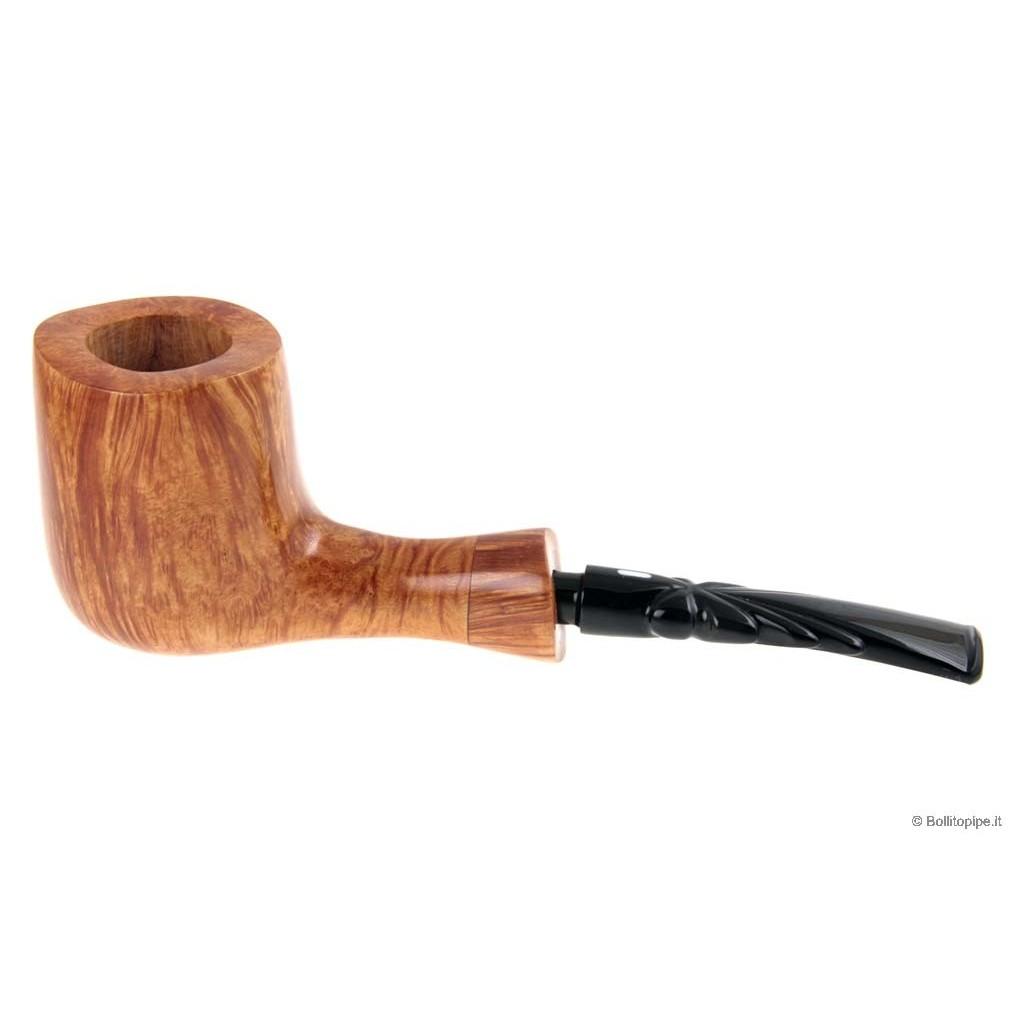 Castello Collection K with briar flock - Billiard #223
