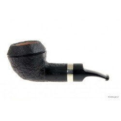 Morgan Pipe - BlackJack 19 - Chubby light bulldog - 9mm filter