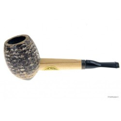 Pipa Missouri Meerschaum in pannocchia Little Devil Acorn
