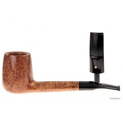 Savinelli Punto Oro Natural 824KS - 6mm filter (double mouthpieces)