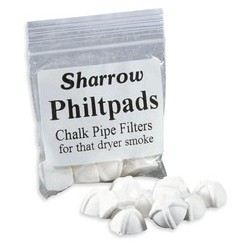 Sharrow Philtpads - Pipe Filter
