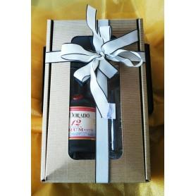 Confezione Regalo: L'Abbinamento Perfetto: Sigari - Rhum - Cioccolato