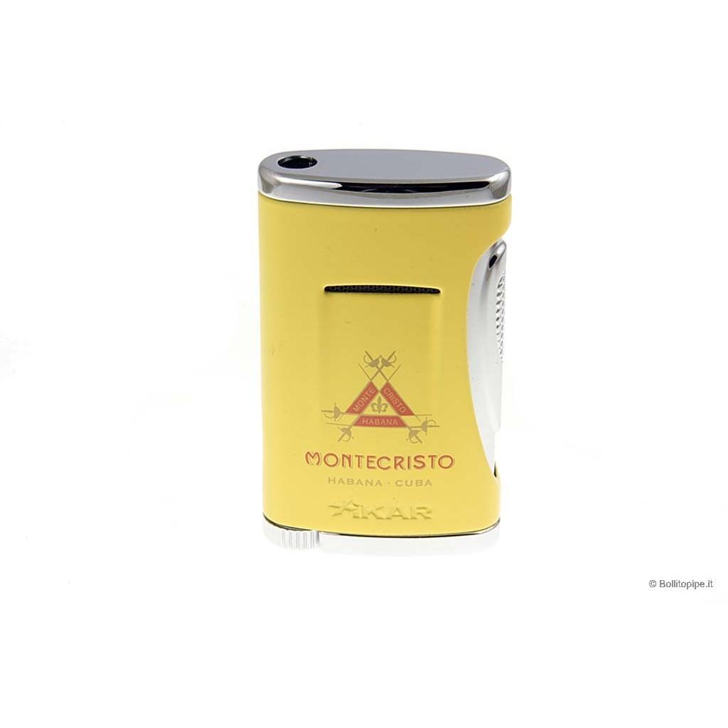Xikar cigar lighter AllumeII for Montecristo
