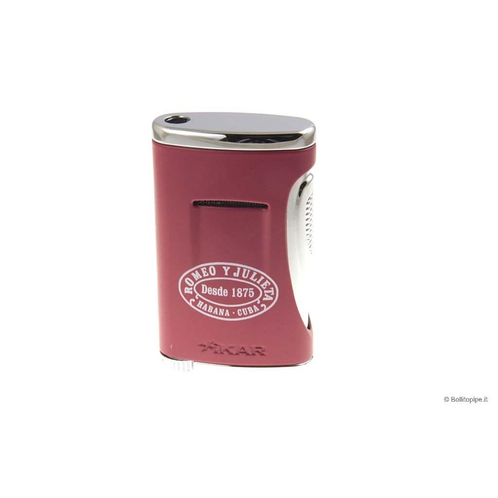 Xikar cigar lighter AllumeII for Romeo Y Julieta