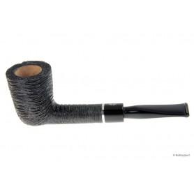 Pipa Savinelli Otello 409 Rusticata - filtro 9mm