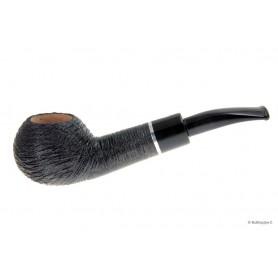 Pipa Savinelli Otello 321 Rusticata - filtro 9mm