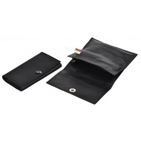 Portatabacco in nappa avvolgibile grande Magnet Line