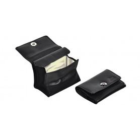 Portatabacco box piccolo in nappa Magnet Line