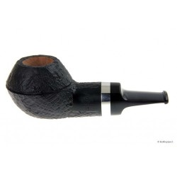 Morgan Pipe - BlackJack 15 - Chubby rhodesian - 9mm Filter