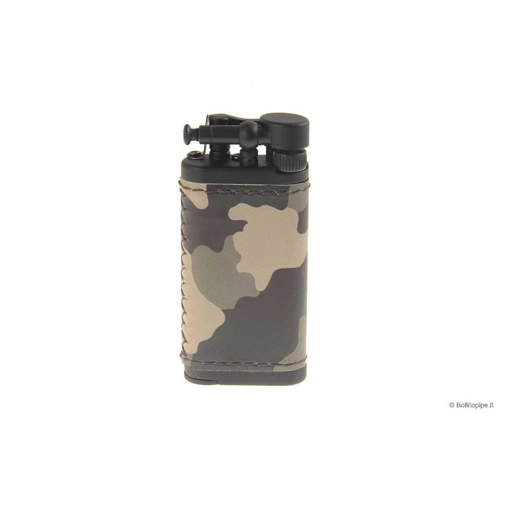 Accendino per pipa IM Corona Old Boy - Camouflage