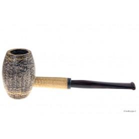 Country Gentleman Pipa Corn Cob con boquilla de metacrilado
