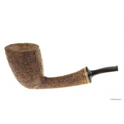 Vitale Pipe ★★ - Sandblast - Light Bent Dublin