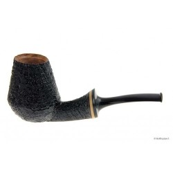 Vitale Pipe ★★ - Sandblast - Light Bent Brandy