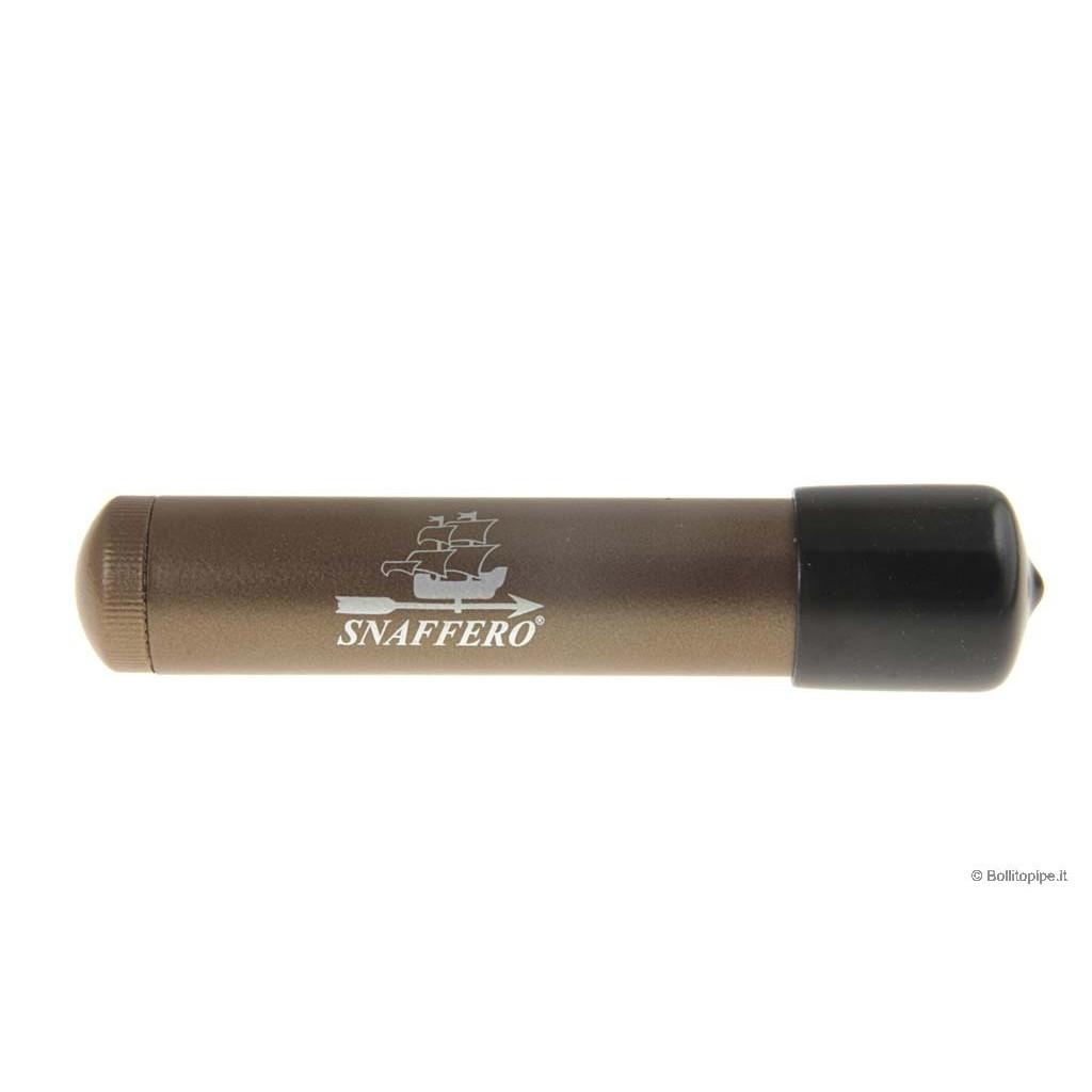 Shut cigar Snaffero removable - Bronze