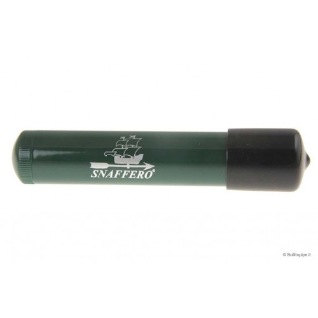 Shut cigar Snaffero removable - Green