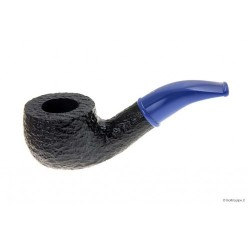 Savinelli Mini 601 Rustic - Blue - 9mm filter