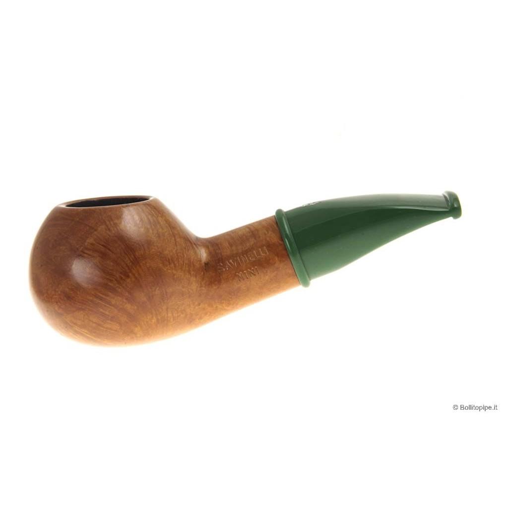 Savinelli Mini 321 - Green - 9mm filter