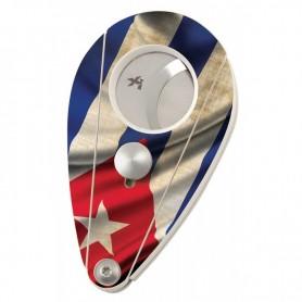 """Cortacigarros Xikar """"Cuban Flag"""""""