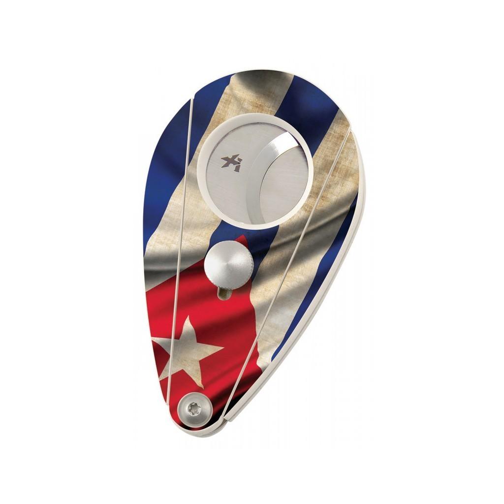 """Xikar cigar cutter """"Cuban Flag"""""""