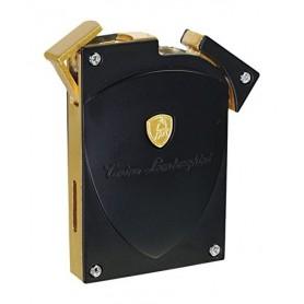 Tonino Lamborghini briquet jetflame LYNX - Black & Gold