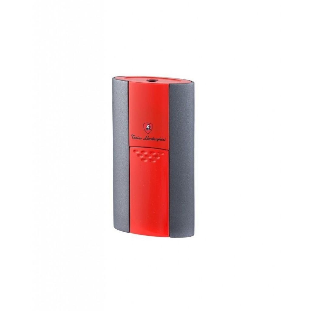 Tonino Lamborghini Colonna Torch Flame Lighter - Red