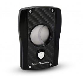 """Tonino Lamborghini Cigar Cutter """"Aldebaran"""" - Dark carbon fiber"""