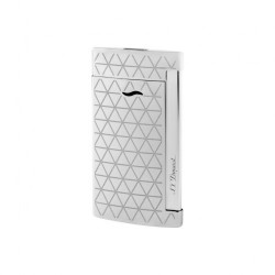 S.T. Dupont Slim 7 Jet Flame Lighter - Firehead Chrome