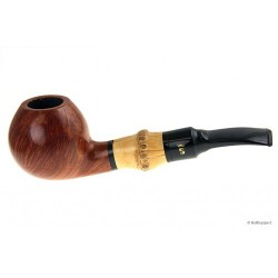 Stanwell Bamboo polished - Light Bent Apple - 9mm filter