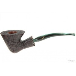Savinelli Autograph Sandblast - Freeform - 6mm filter