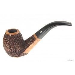 Ser Jacopo R1 Rusticated - Standup Bent Billiard