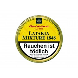 Mc Connell Heritage - Latakia Mixture 1848