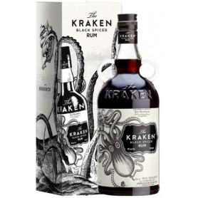 Rum The Kraken Black Spiced 70cl - Astucciato