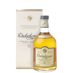 Dalwhinnie Highland Single Malt Scotch Whisky 15 Anni 70cl - Astucciato