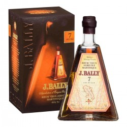 Rum Vieux Agricole Pyramide 7 Anni J.Bally Martinica 70cl - Astucciato